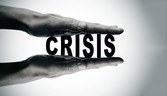 La crisi esiste veramente