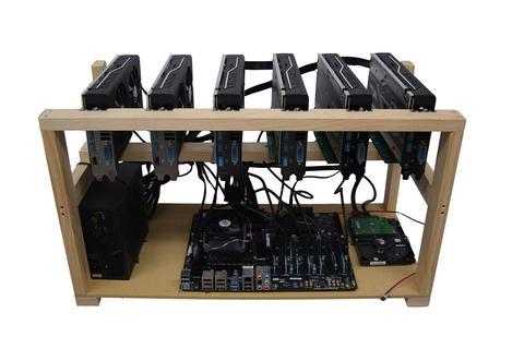 Costruire un mining rig